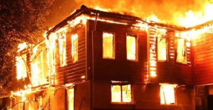 ruyada yanan ev gormek ne anlama gelir