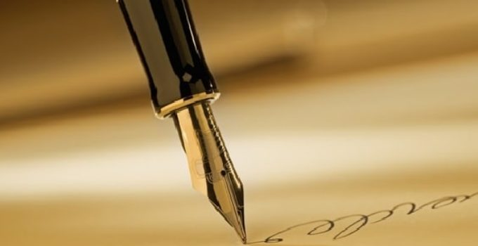 ruyada yazi yazan birini gormek ne anlama gelir