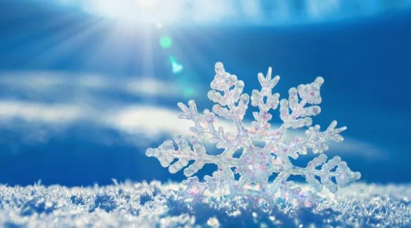 ruyada yazin kar yagdigini gormek