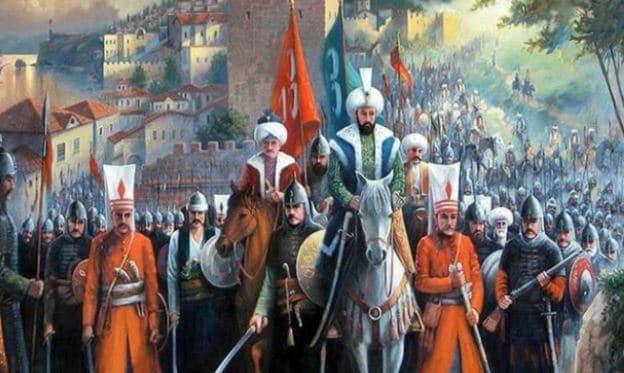 Rüyada Fatih Sultan Mehmet Görmek